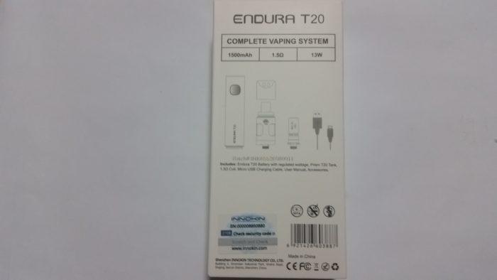Innokin ENDURA T20